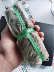 Chả lụa ớt xiêm xanh - 250g/ cái