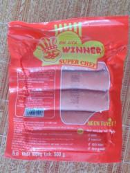 Xúc xích CP - Hiệu Winner - 500g