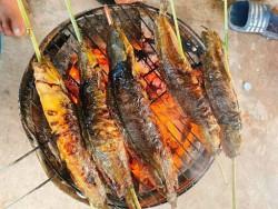 Cá trê vàng nguyên con - 500-600gram/khay 2 con